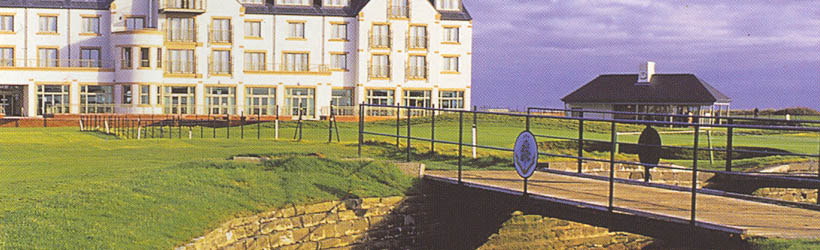 Carnoustie resort Scotland