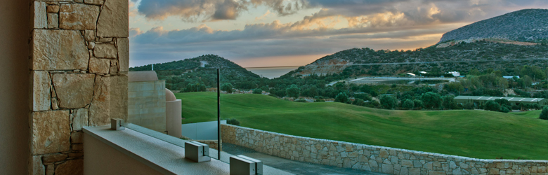 Grekland Crete Golf resort
